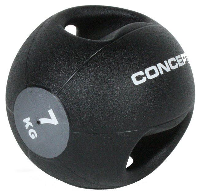 Concept Line Concept Medicinboll med grepp, 6 kg