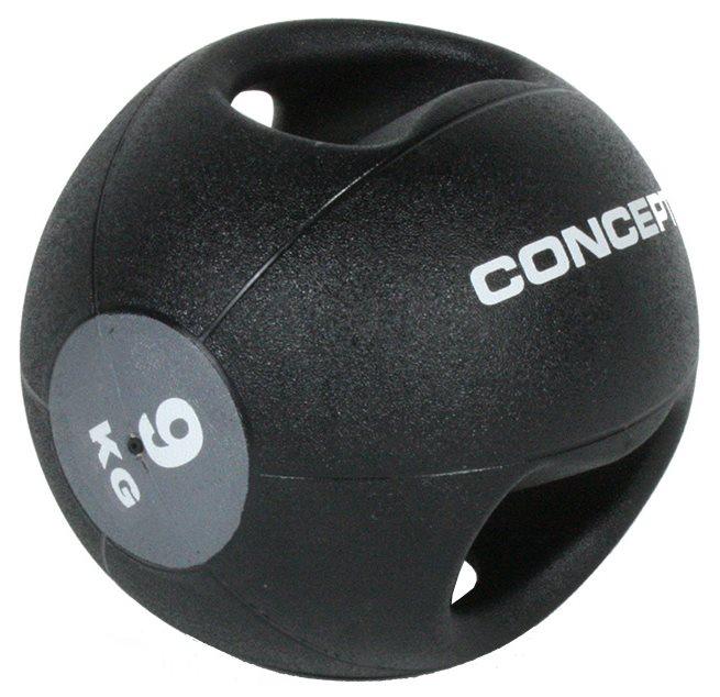 Concept Line Concept Medicinboll med grepp, 9 kg
